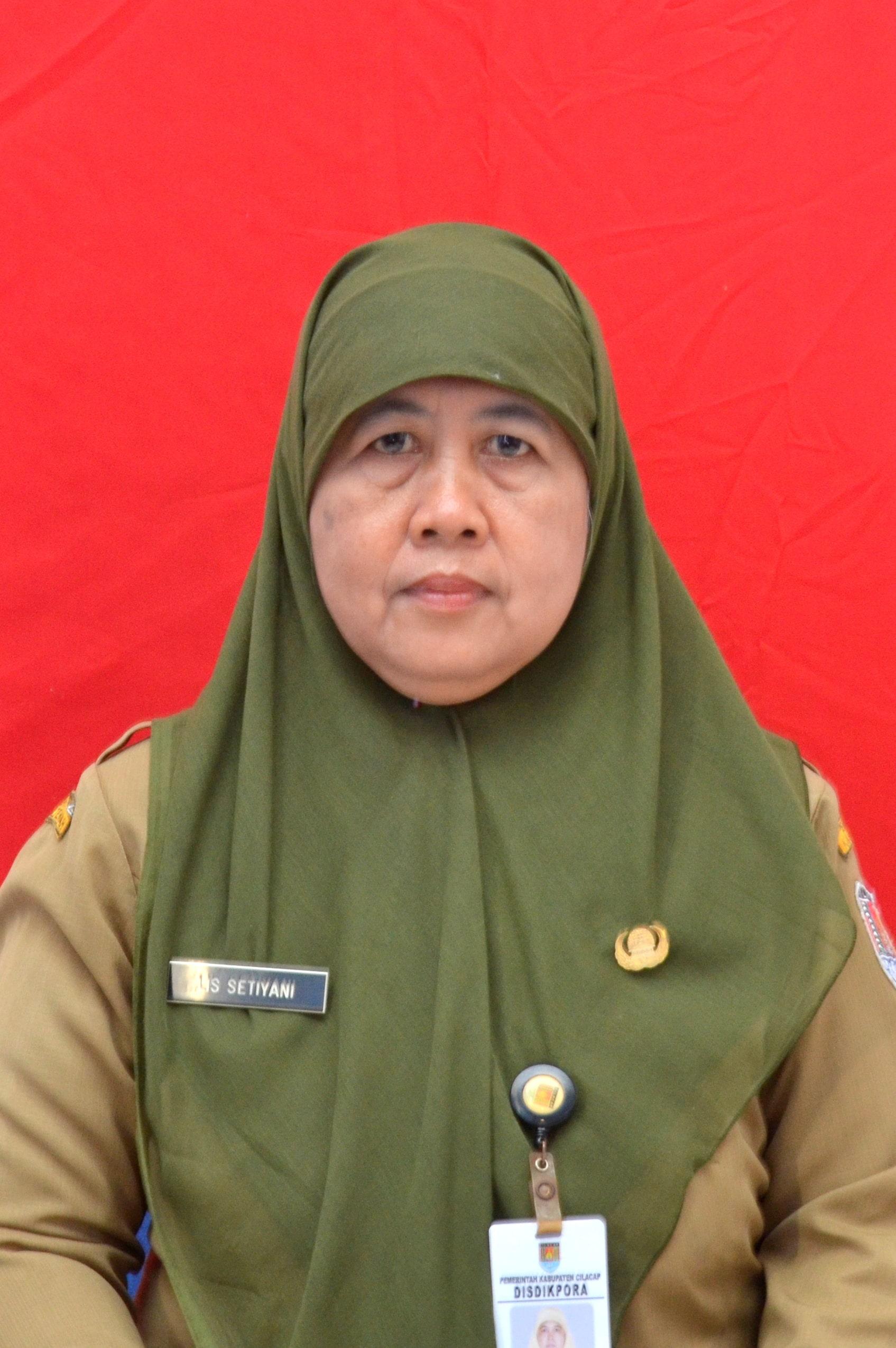 Dra. Lis Setiyani