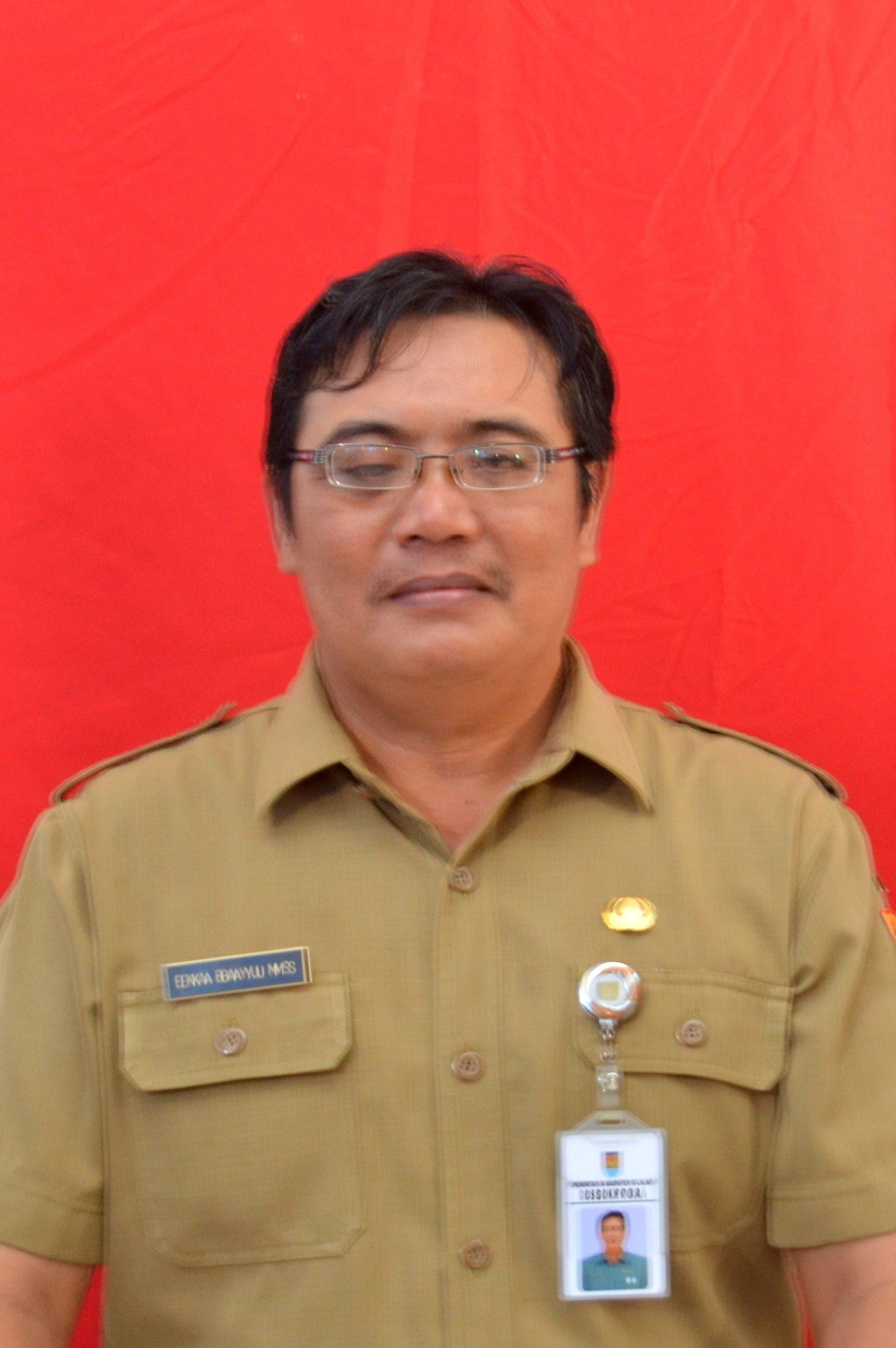 Drs. Eka Bayu Murwasasangka