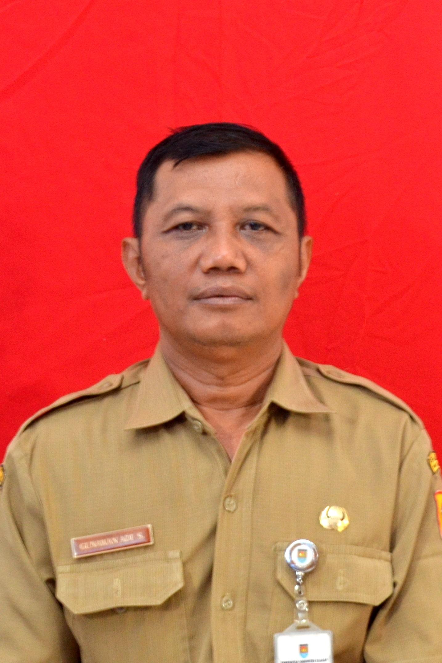 Drs. Gunawan Adi Sukarsono