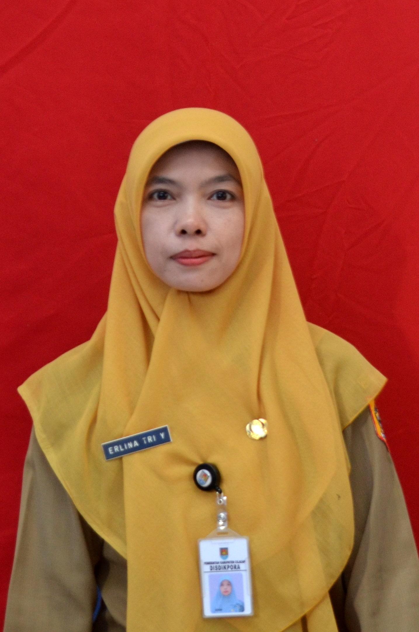 Erlina Triyuningsih, S.Pd