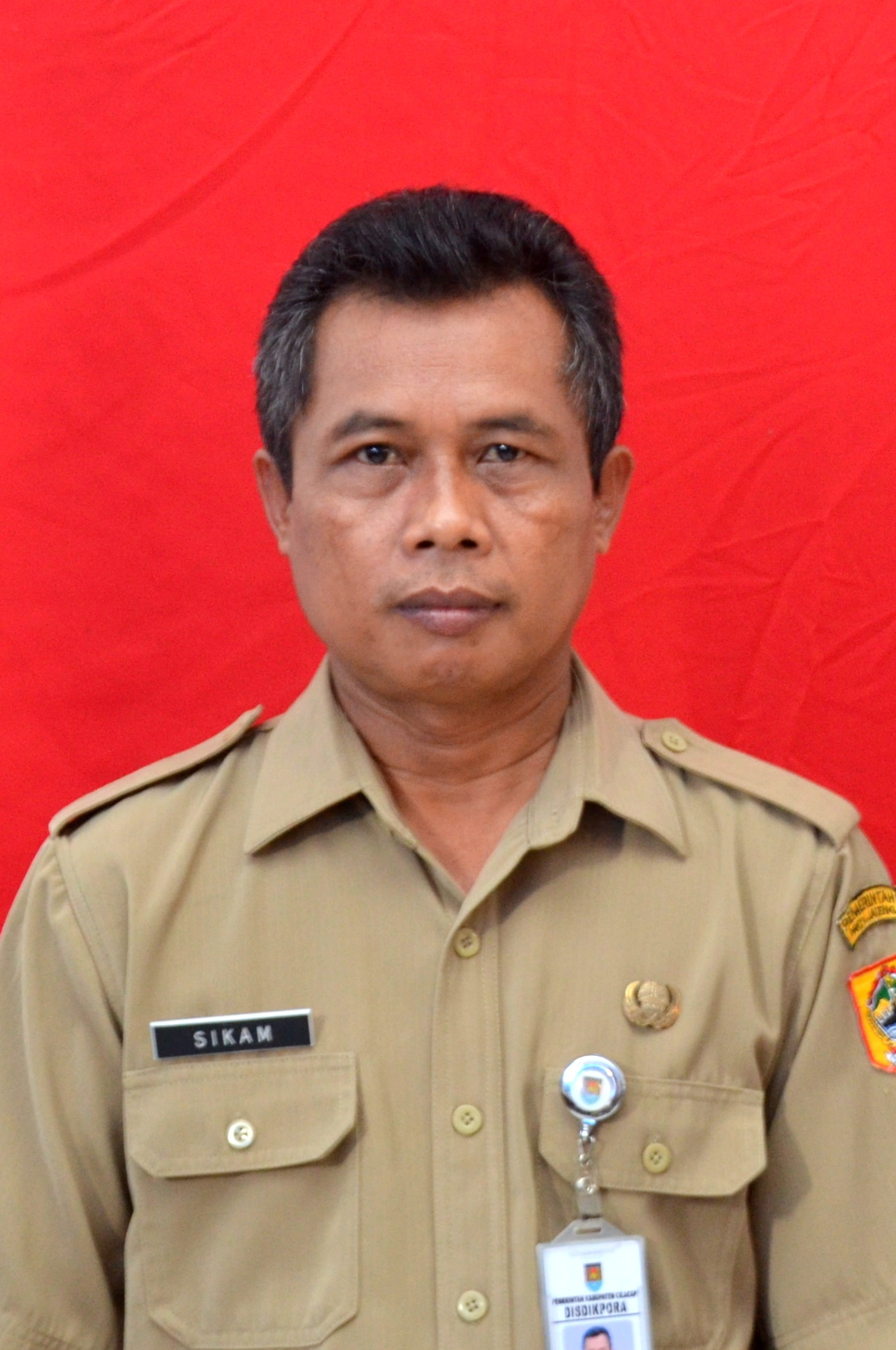 Sikam, S.Pd